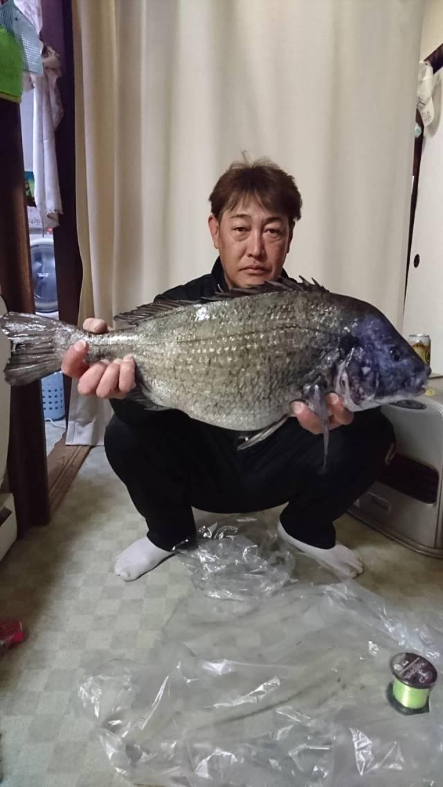 森井さんチヌ5803